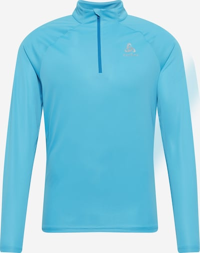 ODLO Functional shirt in light blue: Frontal view