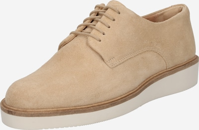 CLARKS Lace-up shoe in Taupe, Item view