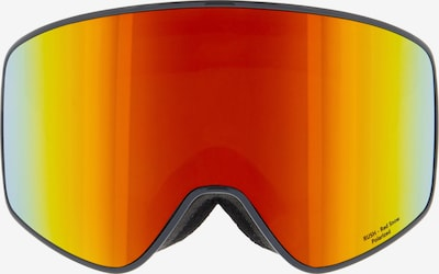 Red Bull Spect Skibrille 'Rush' in orange / rot, Produktansicht