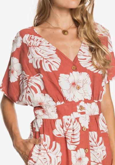 ROXY Kleid in rot / weiß, Produktansicht
