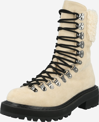 NA-KD Lace-up boot in Nude, Item view