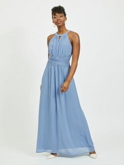 VILA Abendkleid in himmelblau, Modelansicht