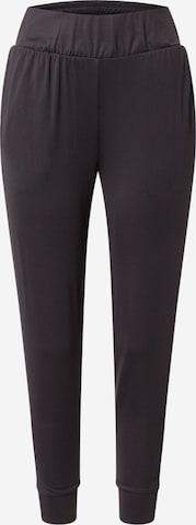 ADIDAS PERFORMANCE Спортен панталон в черно
