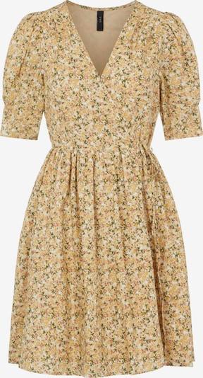 Suknelė 'Lagi' iš Y.A.S, spalva – smėlio spalva / aukso geltonumo spalva / žolės žalia / rožinė, Prekių apžvalga