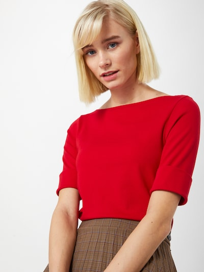 Lauren Ralph Lauren Majica 'JUDY' u crvena: Prednji pogled