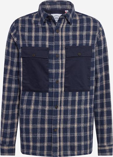 Camicia Kronstadt di colore navy / offwhite, Visualizzazione prodotti
