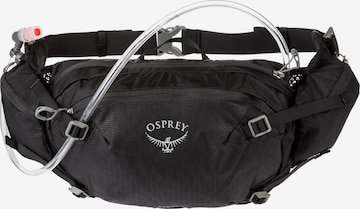 Osprey Athletic Fanny Pack 'Seral 7' in Black