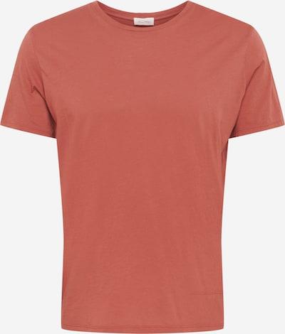 Tricou 'Decatur' AMERICAN VINTAGE pe roșu pastel, Vizualizare produs