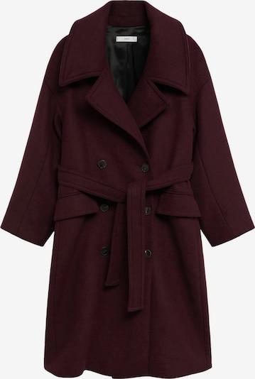 MANGO Prechodný kabát 'Granada' - tmavočervená, Produkt