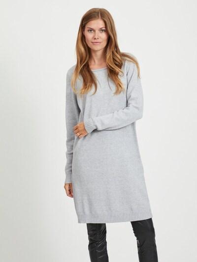 VILA Kleid in grau, Modelansicht