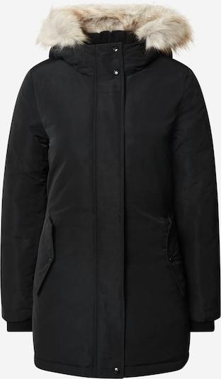 Calvin Klein Jeans Parka mi-saison en noir, Vue avec produit