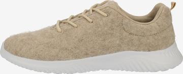 a.soyi Sneaker in Beige