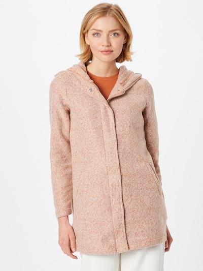 Eight2Nine Mantel in braunmeliert, Modelansicht