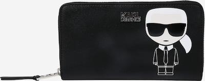 Karl Lagerfeld Novčanik u crna / bijela, Pregled proizvoda