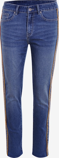 Navigazione Jeans in blau / gelb, Produktansicht