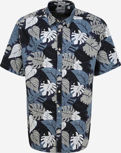 Only & Sons Big & Tall Koszula 'STONE' w kolorze gołąbkowo niebieski / szary / czarny / białym, Podgląd produktu