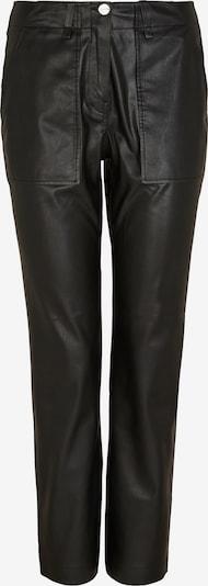 COMMA Pantalon en noir, Vue avec produit