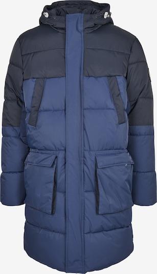 Urban Classics Winterparka in de kleur Marine / Nachtblauw, Productweergave