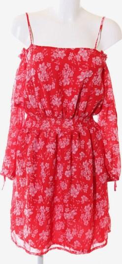 Boohoo schulterfreies Kleid in S in pink / rot, Produktansicht