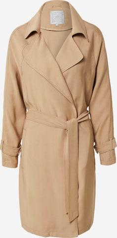 Palton de primăvară-toamnă 'Fallon' de la ZABAIONE pe bej