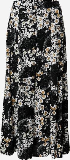 Mavi Rok in de kleur Beige / Zwart / Wit, Productweergave