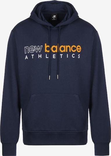 new balance Sweatshirt in dunkelblau, Produktansicht