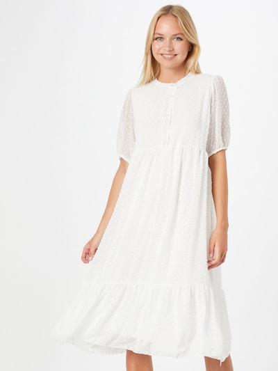 Hailys Košeľové šaty 'Alexa' - šedobiela, Model/-ka