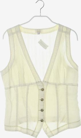 NILE Vest in M in White