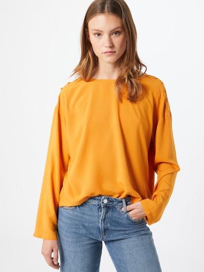 Bluză TOM TAILOR DENIM pe galben, Vizualizare model