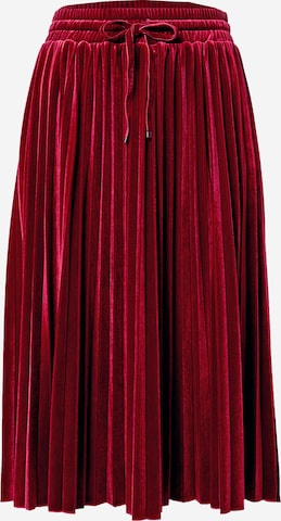 MAX&Co. Skirt 'Bacarie' in Red
