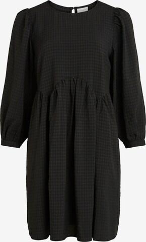 VILA Dress 'Damina' in Black