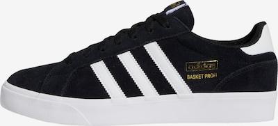 ADIDAS ORIGINALS Schuhe in schwarz / weiß, Produktansicht