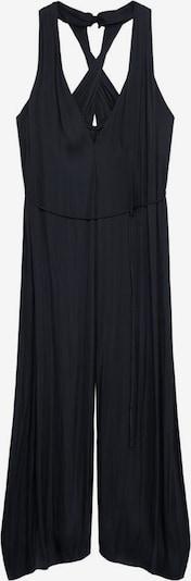 MANGO Jumpsuit 'Twisted' in schwarz, Produktansicht