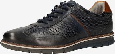 bugatti Cipele na vezanje u plava / noćno plava / tamno plava / svijetlosmeđa, Pregled proizvoda