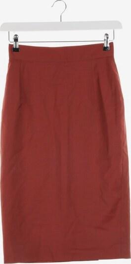 Vivienne Westwood Skirt in XS in Dark red, Item view