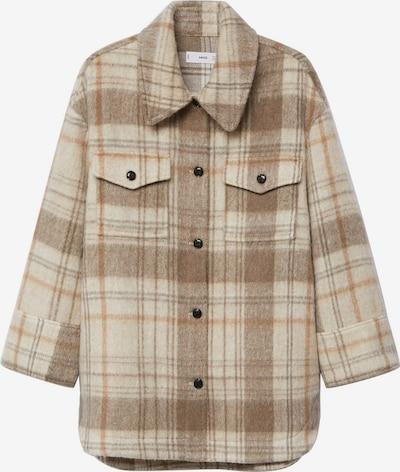 MANGO Prechodná bunda - telová / hnedá, Produkt