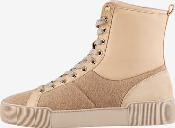 Högl High-Top Sneakers 'Steve' in Brown