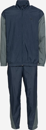 ADIDAS PERFORMANCE Trainingspak in de kleur Navy / Pastelgroen, Productweergave