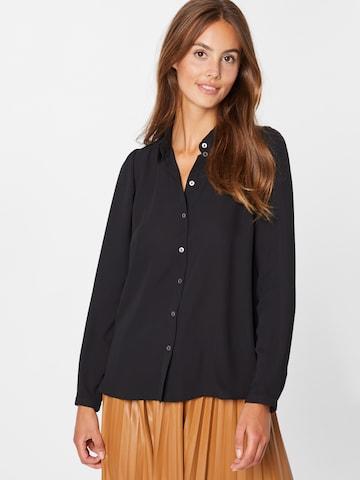 ONLY Bluse i svart