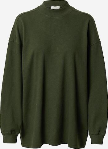 AMERICAN VINTAGE Sweatshirt 'Sonicake' in Grün