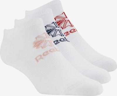REEBOK Socken in weiß, Produktansicht