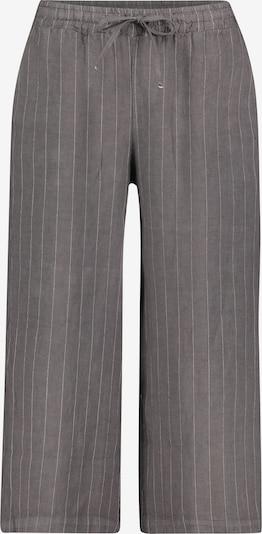 Cartoon Culotte in 7/8 Länge in grau / weiß, Produktansicht