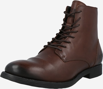 REPLAY Lace-up boot 'Booster' in Brown