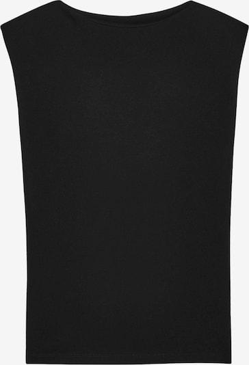 Someday Top in schwarz, Produktansicht