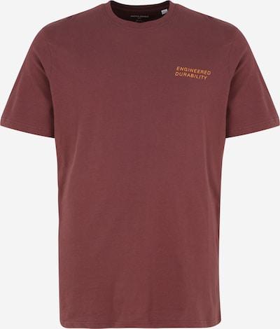 Jack & Jones Plus T-Krekls 'RACK', krāsa - bēšs / dzeltens / ogu / melns / balts, Preces skats