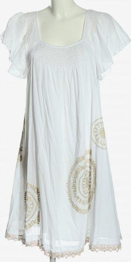 Part Two Kurzarmkleid in L in weiß, Produktansicht