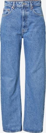 WEEKDAY Jeans i blue denim, Produktvisning