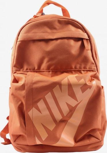 NIKE Schulrucksack in One Size in hellorange, Produktansicht