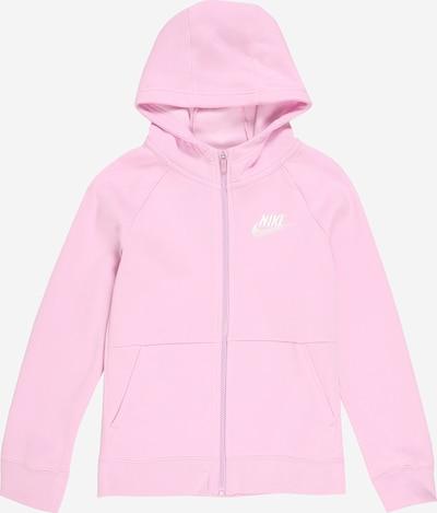 Nike Sportswear Sweatjacke in pink, Produktansicht