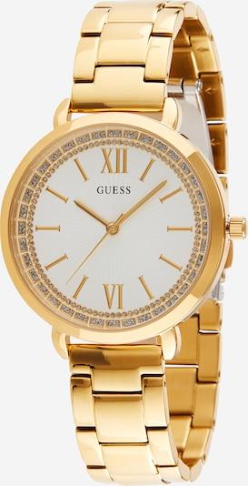 GUESS Zegarek analogowy w kolorze złoty / srebrnym, Podgląd produktu